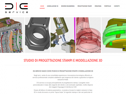 Progettazione stampi e modellazione 3D