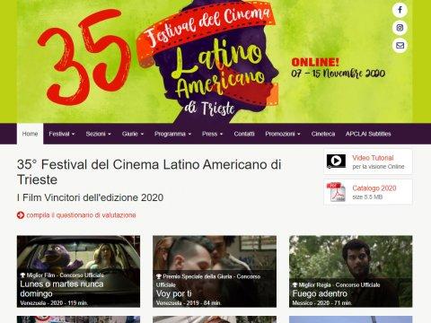 Festival del Cinema Latino Americano a Trieste